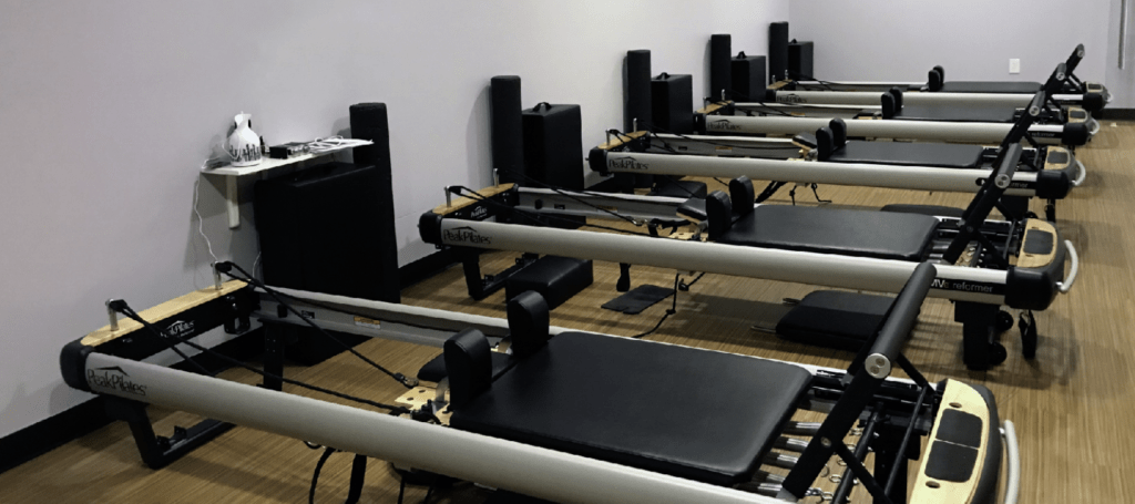 Morris County Pilates Reformer Training